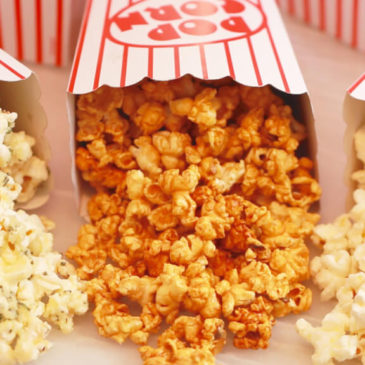 POPCORN FUNDRAISER IS HERE!
