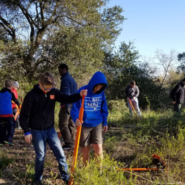 Lafayette Reservoir Service Project