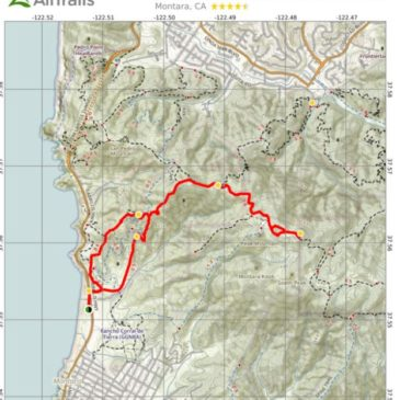 Montara Mountain Northpeak – Feb. 25