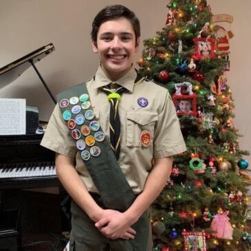 First T200 Eagle Scout of 2021