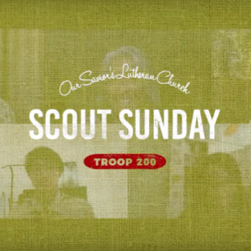 Scout Sunday Re-Cap 2021